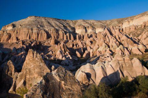 Bajeczne kominy sprzed 2 mln lat